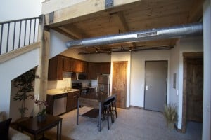 Kendal Lofts apartment unit